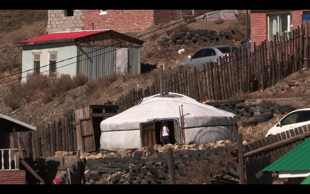 Tournage Mongolie